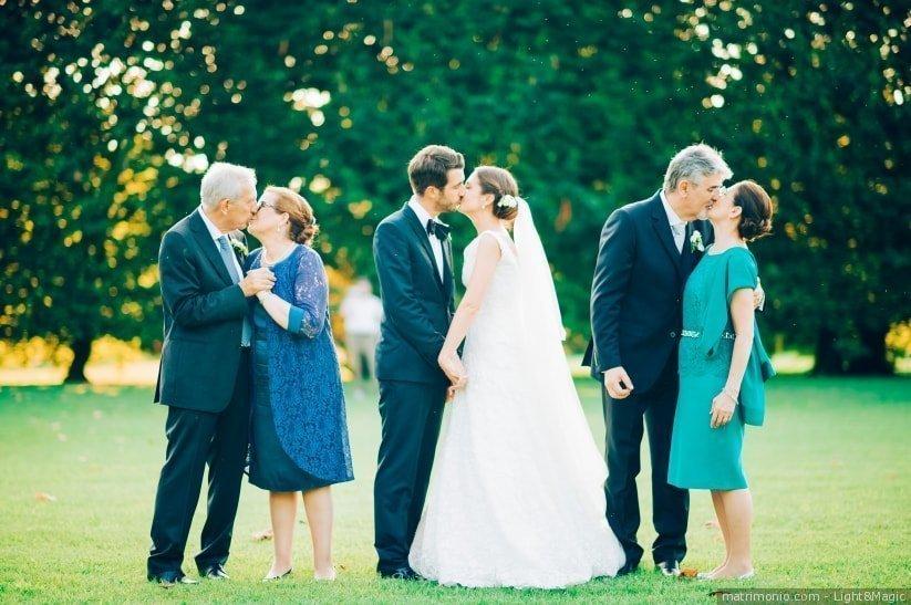 sposi e genitori