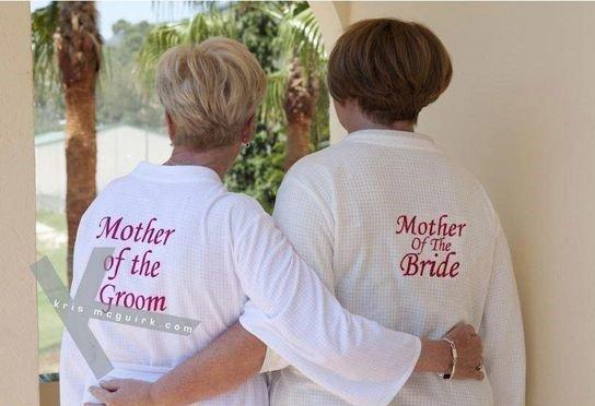 le madre degli sposi