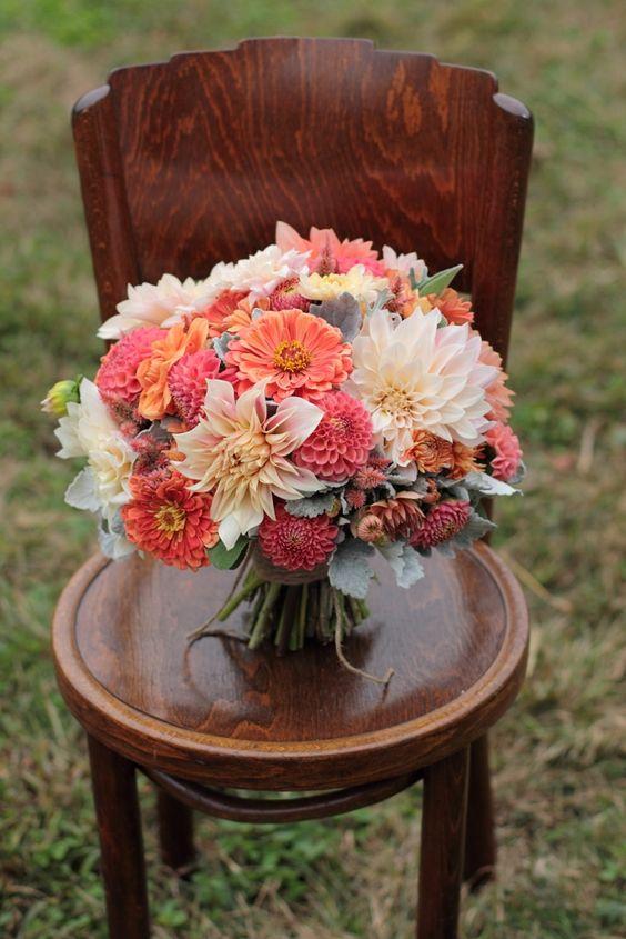 ispirazione bouquet pinterest