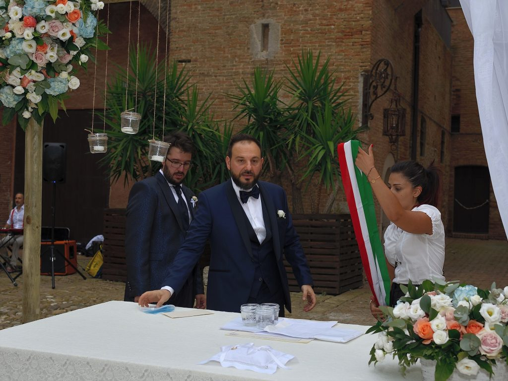wedding day - celebrante amico
