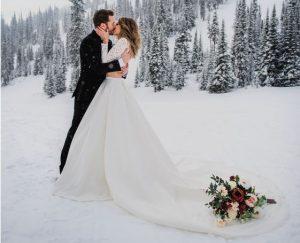 Come trasformare un matrimonio estivo in un matrimonio invernale